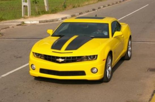 Chevrolet Camaro Ss Transformer Edition Buy Sell Vehicles Cars
