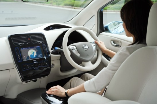 2013 Nissan Leaf: More range, better charging