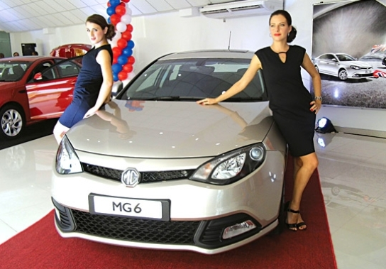 British Motor Car Mg Relaunched In Sri Lanka Buy Sell