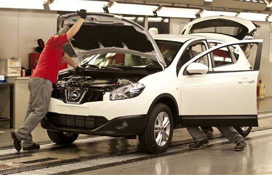 Nissan invests £250m and creates jobs at Sunderland plant, UK