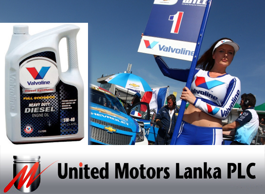 United Motors introduces Valvoline Diesel Synthetic 5W-40