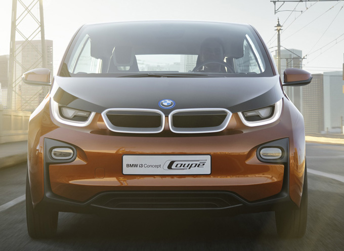2i3 Coupe Concept continues to evolve BMW's electric aspirations