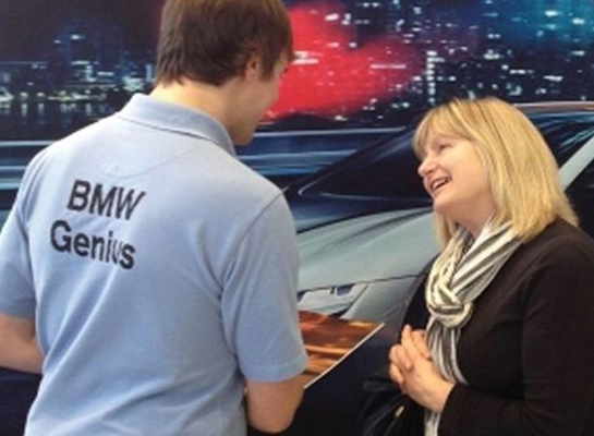 BMW reveals new Genius programme