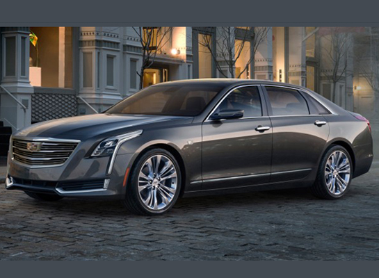 """Cadillac CT6 Plug-In Hybrid to Arrive in U.S. with """"Made in China"""" Label"""