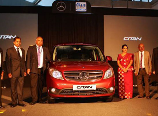 DIMO launches Mercedes-Benz Citan