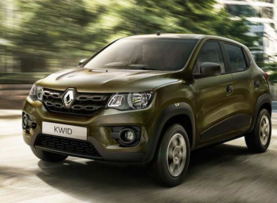 'Made in India' Renault Kwid unveiled in Brazil