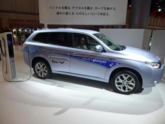 Mitsubishi Motors to expand plug-in hybrid lineup to 3 models