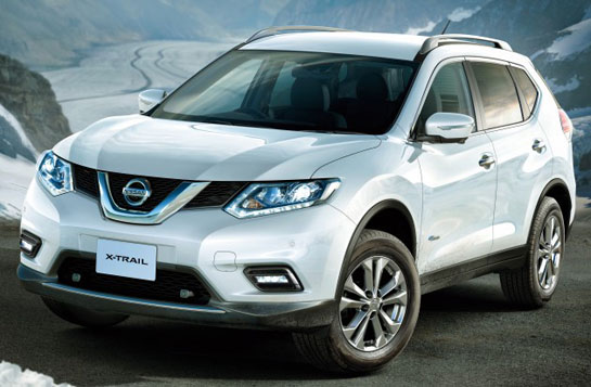48-MPG Nissan X-Trail Hybrid comes to Japan