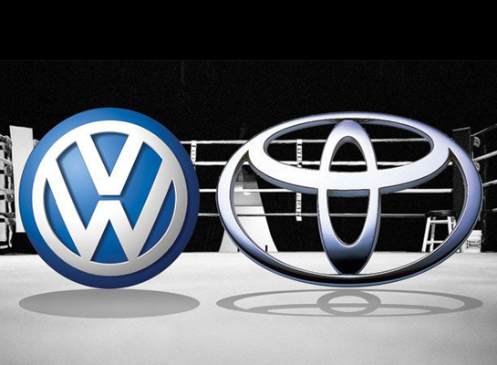 Outselling Toyota, Volkswagen Is World's Largest Automaker In First 4 Months