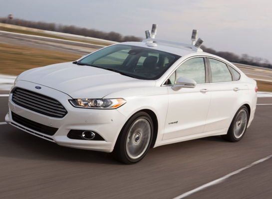 Beyond Uber, Volvo and Ford: Other automakers' plans for self-driving vehicles