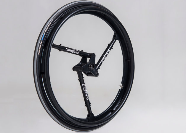 Your next car could feature Softwheels