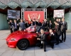 The Mazda MX-5 is named Car of the Year in Japan
