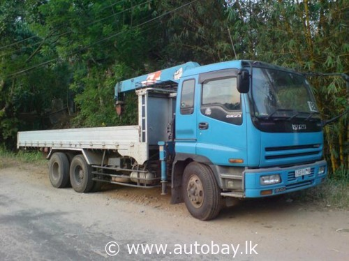 Isuzu 10 Wheel Truck For Sale Buy Sell Vehicles Cars