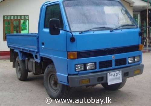 Isuzu 4be1 manual