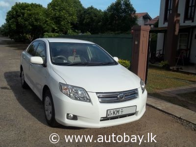 Toyota Axio For Sale Buy Sell Vehicles Cars Vans