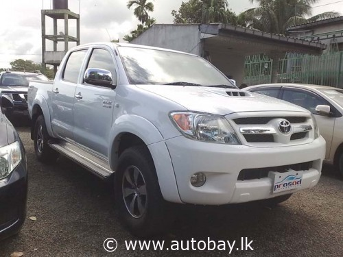 Toyota Hilux Buy Sell Vehicles Cars Vans Motorbikes