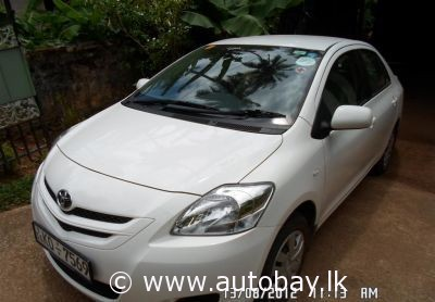 Toyota Belta For Sale Buy Sell Vehicles Cars Vans