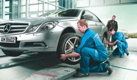 DIMO launches My Mercedes-Benz. My Service