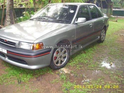 Mazda Familia For Sale Buy Sell Vehicles Cars Vans Motorbikes