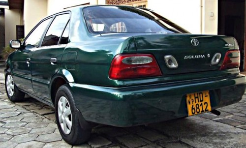 Toyota Soluna For Sale Buy Sell Vehicles Cars Vans