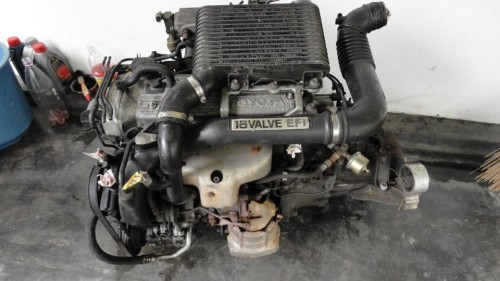Toyota Starlet Gt Engine For Sale Buy Sell Vehicles