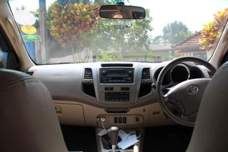 Toyota Fortuner 2007 Buy Sell Vehicles Cars Vans