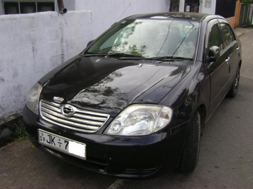 toyota corolla 121 g grade for sale buy  sell  vehicles