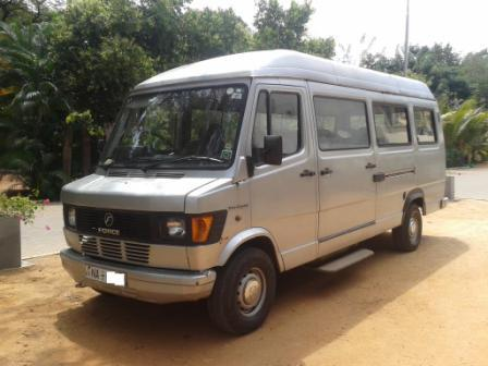 Force Tempo Traveller For Sale Buy Sell Vehicles Cars Vans Motorbikes Autos Sri Lanka