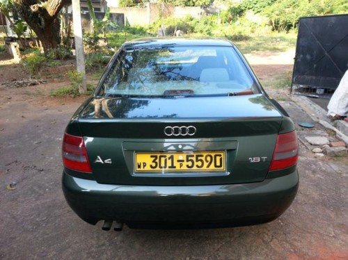 Audi A For Sale Buy Sell Vehicles Cars Vans Motorbikes - Audi car for sale in sri lanka