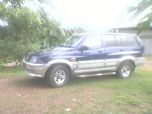 Jeep For Sale Sri Lanka: Ssanyong Musso Jeep For Sale