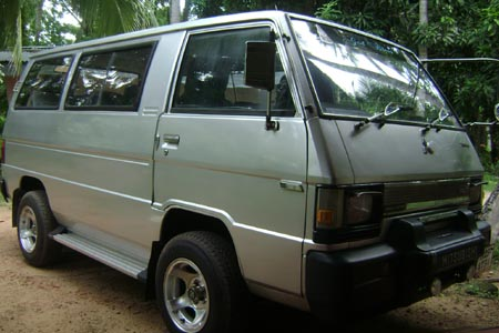 Mistubishi L 300 Modified For Sale Buy Sell Vehicles