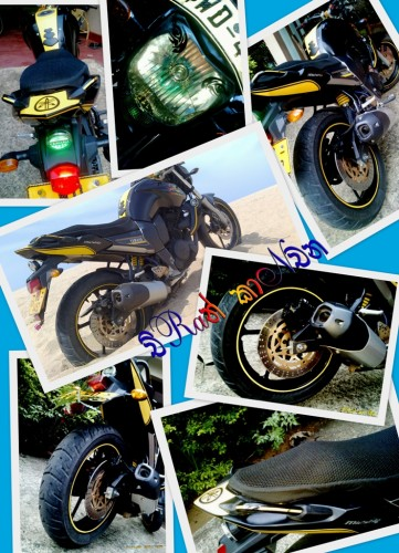 Double Disk Fz Bike For Sale Buy Sell Vehicles Cars