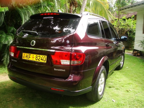 Jeep For Sale Sri Lanka: Ssangyong Kyron Jeep For Sale