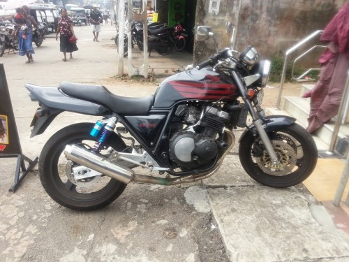 Honda CB 400 for urgent sale | Buy, Sell, Vehicles, Cars