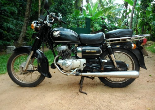 Honda Cd 125 Twin For Sale Buy Sell Vehicles Cars