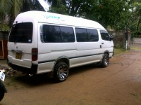 Toyota Dolphin high Roof for sale