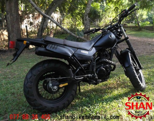 Yamaha Tw 200 Disk On Light Bike Buy Sell Vehicles