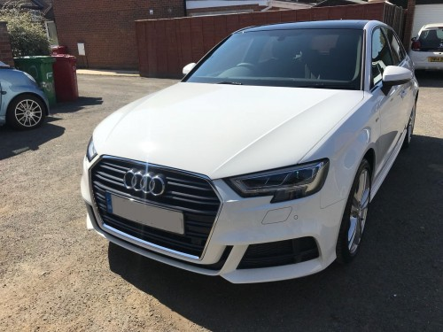 Audi A3 Sports Back S Line 2018 | Buy, Sell, Vehicles, Cars